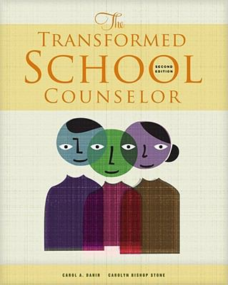 The Transformed School Counselor 9780840034052