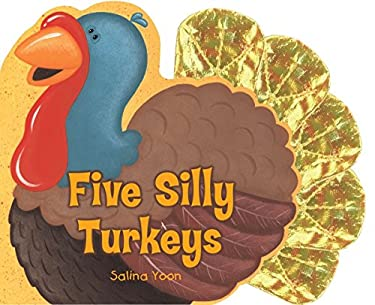 Five Silly Turkeys 9780843114164