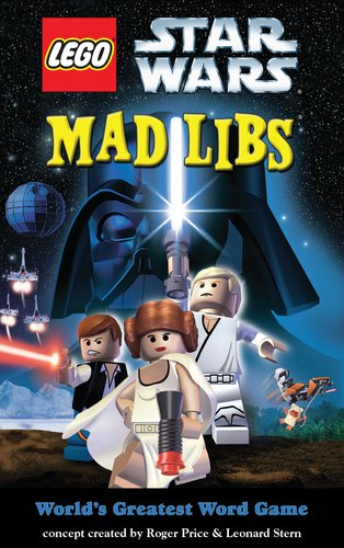 Lego Star Wars Mad Libs 9780843170252