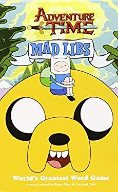 Adventure Time Mad Libs 9780843172218