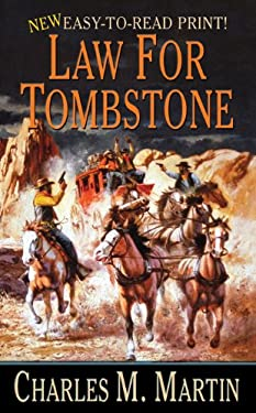 Law for Tombstone 9780843964189
