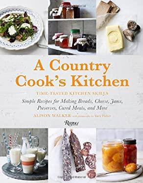 A Country Cook's Kitchen: American Style Icon 9780847838394