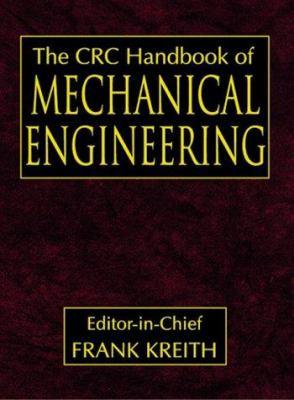 CRC Handbook of Mechanical Engineering