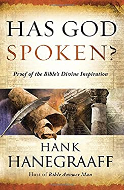 Has God Spoken?: Memorable Proofs of the Bible's Divine Inspiration 9780849919701