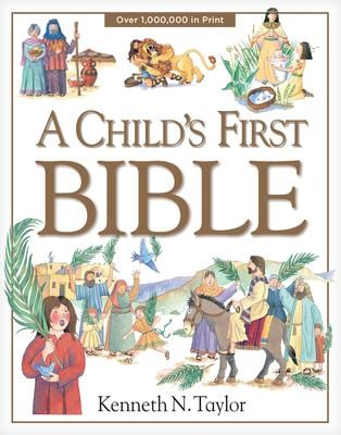 A Child's First Bible 9780842331746