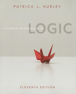 A Concise Introduction to Logic 9780840034168