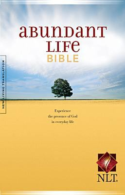 Abundant Life Bible-Nlt 9780842384919