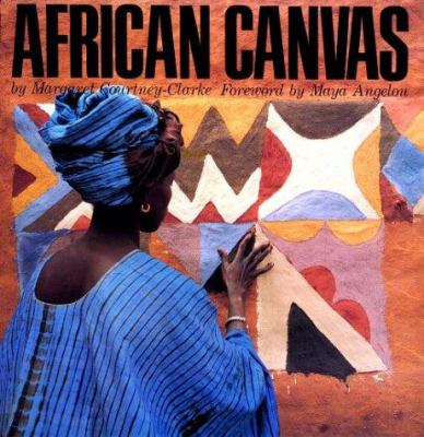 African Canvas 9780847811663