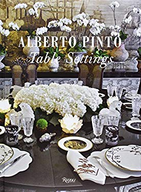 Alberto Pinto: Table Settings 9780847834808