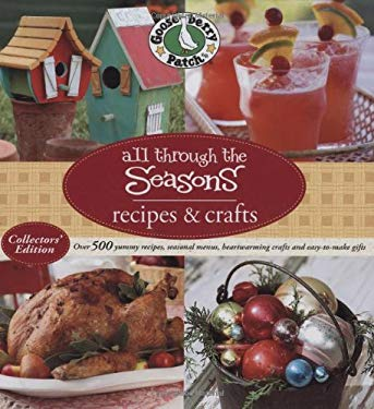 All Through the Seasons: Recipes & Crafts 9780848733094