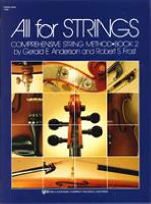 All for Strings Conductor Score Bk. 2: String Bass 9780849732386