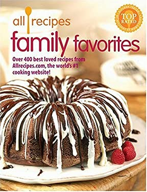 Allrecipes Family Favorites 9780848730109
