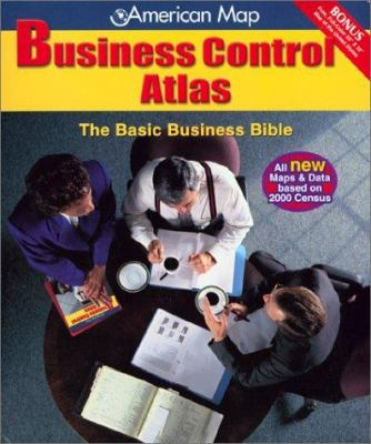 American Map Business Control Atlas 9780841617728