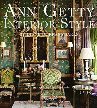 Ann Getty: Interior Style 9780847837915