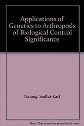 Applications of Genetics to Arthropods of Biological Control Significance 3727097
