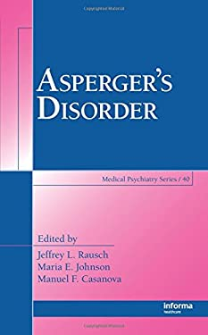 Asperger's Disorder 9780849383601