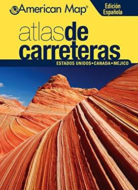 Atlas de Carreteras Estados Unidos, Canada & Mexico 9780841628397