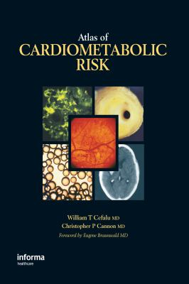 Atlas of Cardiometabolic Risk 9780849370533