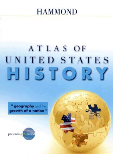 Atlas of United States History 9780843709544