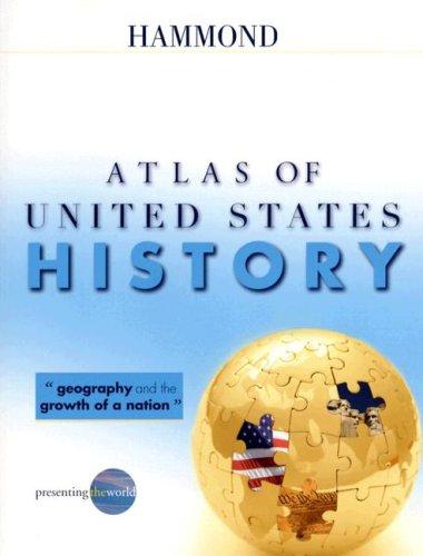 Atlas of United States History 9780843709551