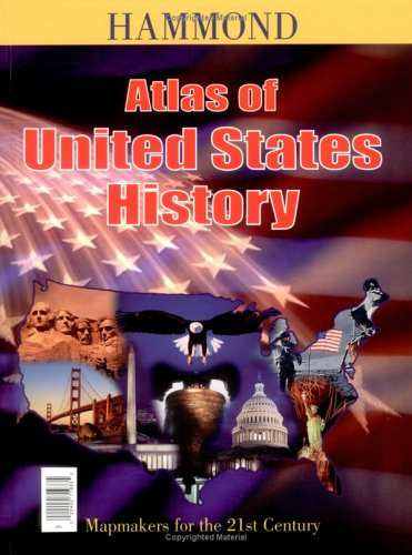Atlas of United States History with Map of Presidents [With Our Presidents Smart Chart] 9780843714494