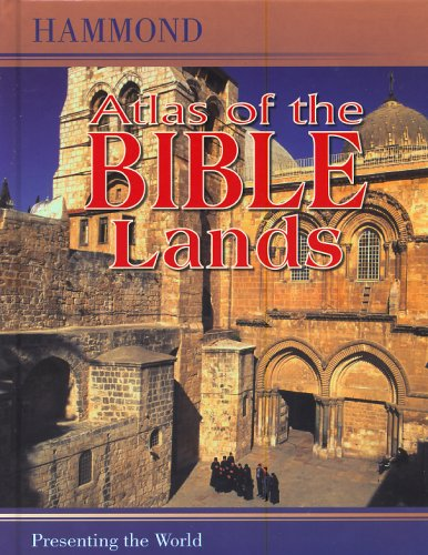 Atlas of the Bible Lands 9780843709414