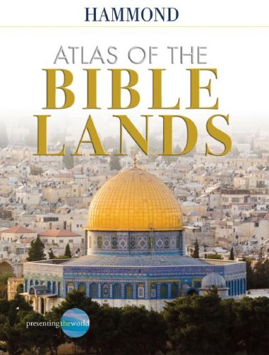 Atlas of the Bible Lands 9780843709827