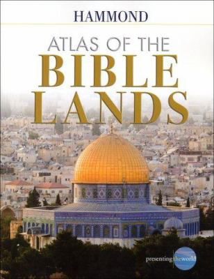 Atlas of the Bible Lands 9780843709834