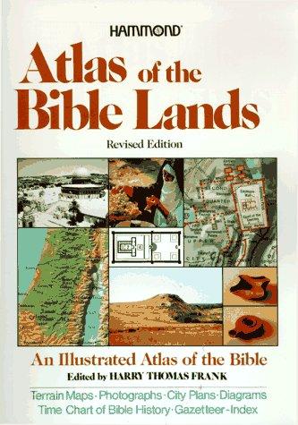 Atlas of the Bible Lands 9780843770568