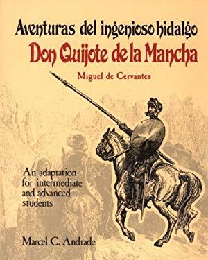 Aventuras del Ingenioso Hidalgo Don Quijote de La Mancha 9780844273617