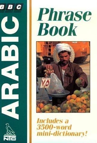 BBC Arabic Phrasebook 9780844292236