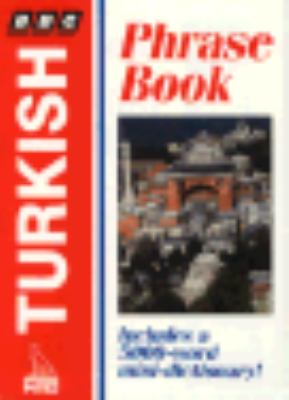BBC Turkish Phrase Book 9780844292359