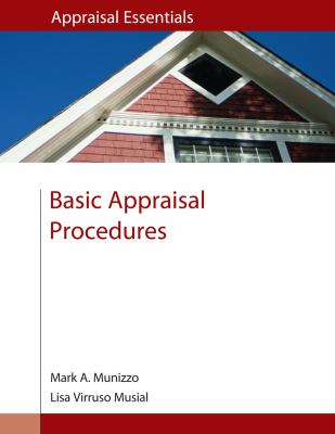 Basic Appraisal Procedures 9780840049186