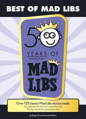 Best of Mad Libs 9780843126983