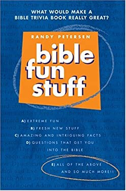 Bible Fun Stuff 9780842336185