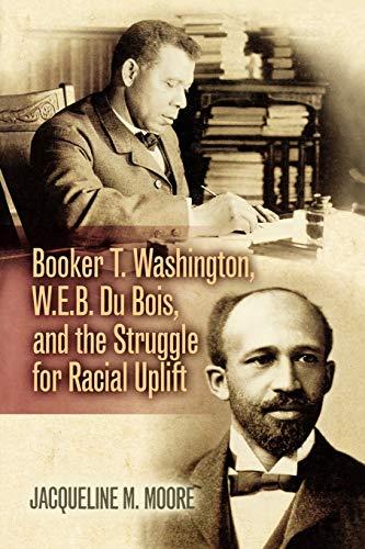 W.E.B DuBois and Booker T. Washington