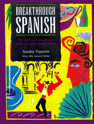 Breakthrough Spanish Audio/CD-ROM [With PC and Mac and 4 60-Minute Audiocassettes] 9780844202389