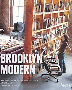 Brooklyn Modern: Architecture, Interiors & Design 9780847830435