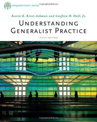 Understanding Generalist Practice 9780840033826