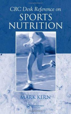 CRC Desk Reference on Sports Nutrition 9780849322730