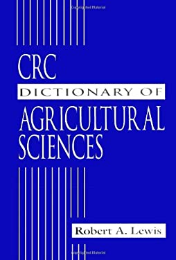 CRC Dictionary of Agricultural Sciences 9780849323270