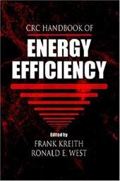 CRC Handbook of Energy Efficiency 3727016