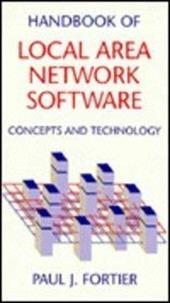CRC Handbook of Local Area Network Software: Concepts and Technology 3731304
