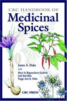 CRC Handbook of Medicinal Spices 9780849312793