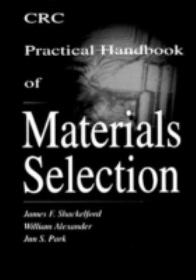 CRC Practical Handbook of Materials Selection 9780849337093