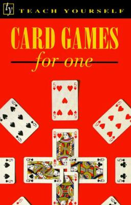 Card Games for One 9780844236865