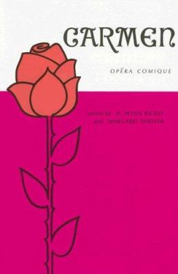 Carmen: Opera Comique 9780844211831