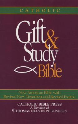 Catholic Gift & Study Bible-NAB 9780840712929