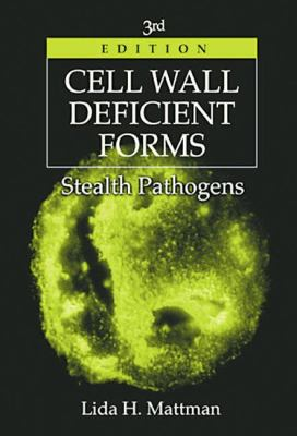 Cell Wall Deficient Formsstealth Pathogens 9780849387678