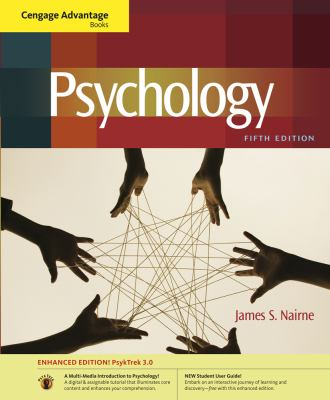 Cengage Advantage Books: Psychology Psyktrek 3.0, Enhanced Media Edition (with Student User Guide and Printed Access Card) 9780840033185